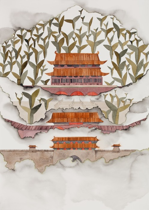 Rachel Davis, Middle Kingdom