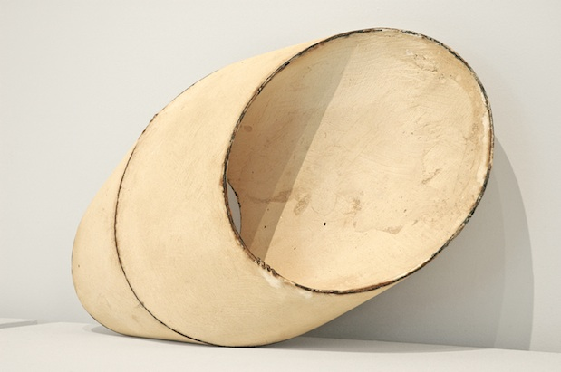 Flattened Vessel (Untitled (3)sides #5) 2.72